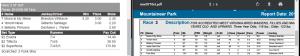 Mountaineer Park Race #3 071016