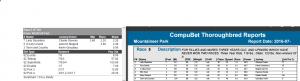 Mountaineer Park Race #5 071916